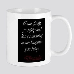 Leave Something Of The Happiness You Bring Mugs