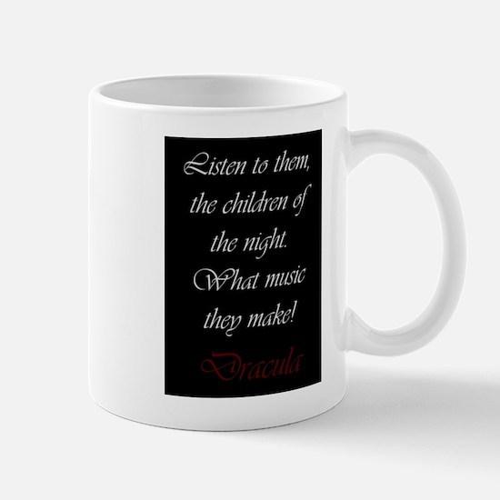 The Children of the Night Mugs