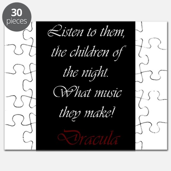 The Children of the Night Puzzle