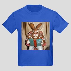 Bedtime Story Kids Dark T-Shirt