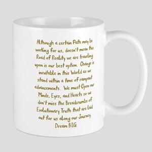 Breadcrumbs of Evolutionary Truth Mugs