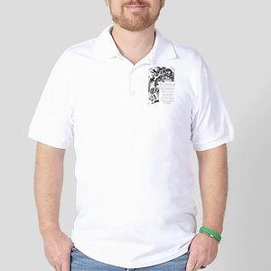 Where Do You Want To Go? Golf Shirt