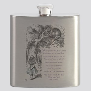 Where Do You Want To Go? Flask
