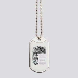 Where Do You Want To Go? Dog Tags