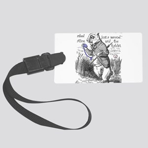 How Long Is Forever? Large Luggage Tag