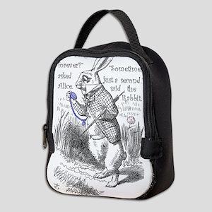 How Long Is Forever? Neoprene Lunch Bag
