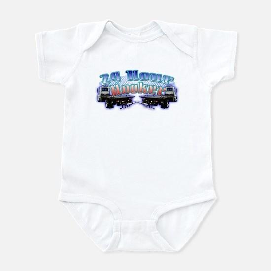 24 Hour Flatbed Infant Bodysuit