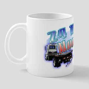 24 Hour Flatbed Mug