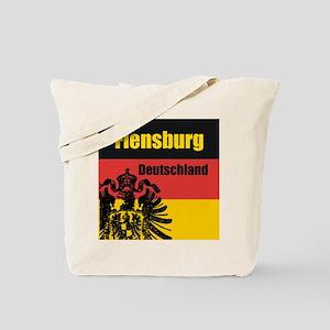 Flensburg Tote Bag