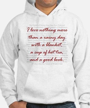 Cute Good book Hoodie