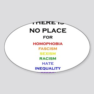 There is no Place Sticker