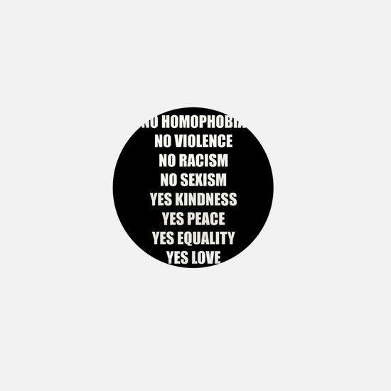 Cute Sexism Mini Button