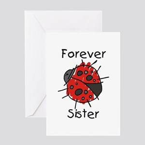 Forever Sister Greeting Card
