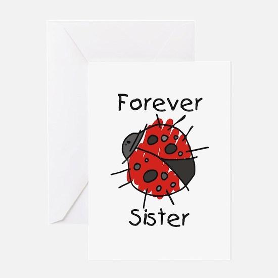 Forever Sister Greeting Card