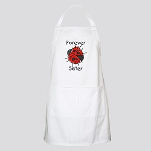 Forever Sister BBQ Apron