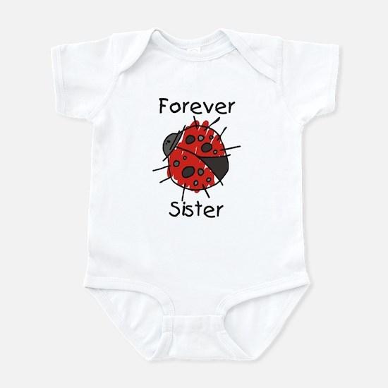Forever Sister Infant Bodysuit