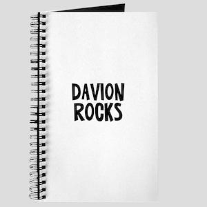 Davion Rocks Journal