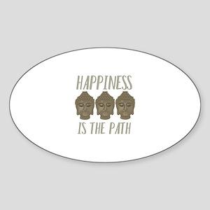 Happiness Path Sticker