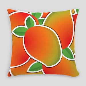 Funky mango Everyday Pillow