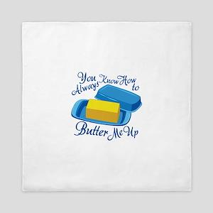 Butter Me Up Queen Duvet