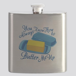 Butter Me Up Flask