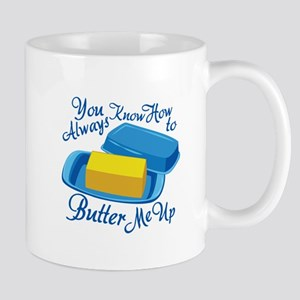 Butter Me Up Mugs
