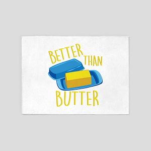 Better Than Butter 5'x7'Area Rug
