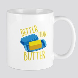 Better Than Butter Mugs