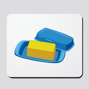 Butter Dish Mousepad