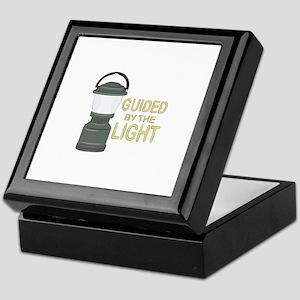 Guided By Light Keepsake Box
