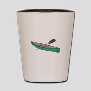 Canoe Shot Glass