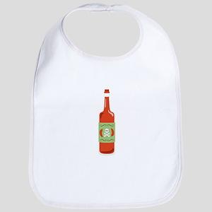 Hot Sauce Bottle Bib