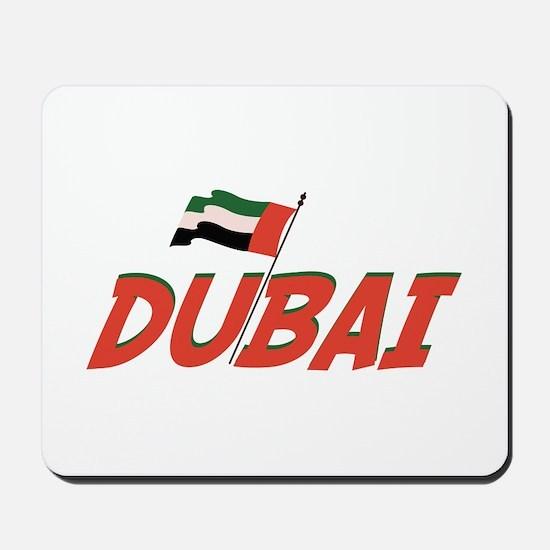 Dubai Mousepad