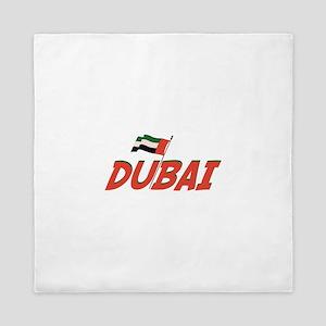 Dubai Queen Duvet