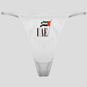 Dubai Flag UAE Classic Thong