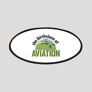 Birthplace of Aviation Patch