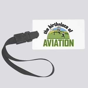 Birthplace of Aviation Luggage Tag