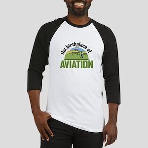 Birthplace of Aviation Baseball Jersey