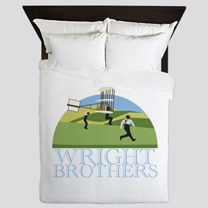 Wright Brothers Queen Duvet
