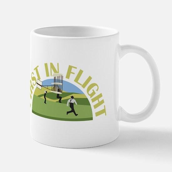 First in Flight Mugs