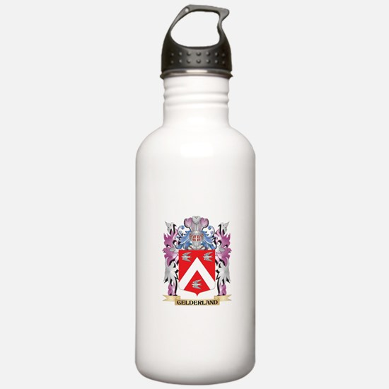 Gelderland Coat of Arm Water Bottle