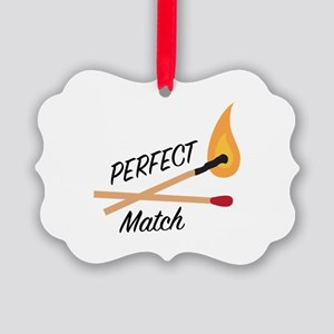 Perfect Match Ornament