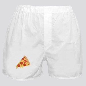 Pepperoni Pizza Boxer Shorts
