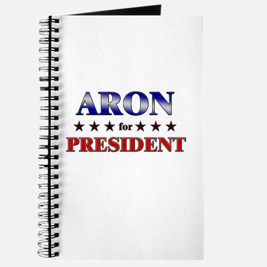 ARON for president Journal