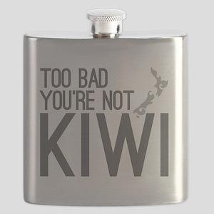 Too bad you're not KIWI! Flask
