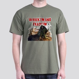 Wackem and trackem Dark T-Shirt