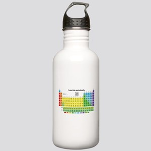 Periodically Stainless Water Bottle 1.0L