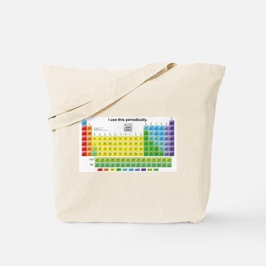 Periodically Tote Bag