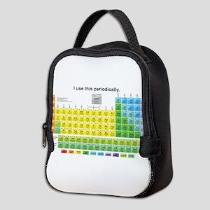 Periodically Neoprene Lunch Bag