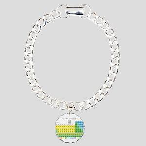 Periodically Charm Bracelet, One Charm